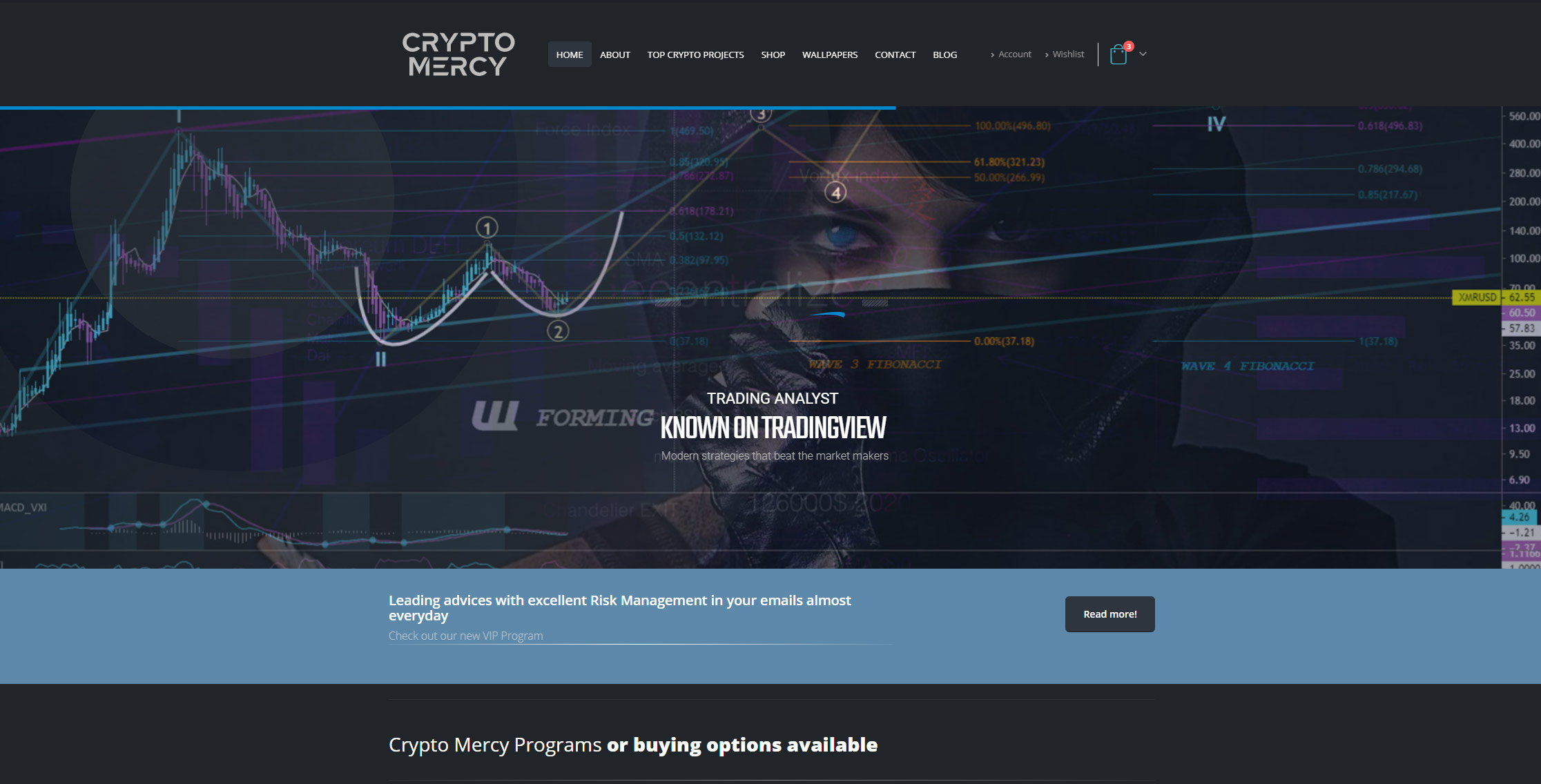 crypto mercy Top trading Analyst crypto